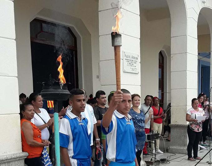 Comienzan Olimpiadas Especiales en Bayamo (+ fotos)