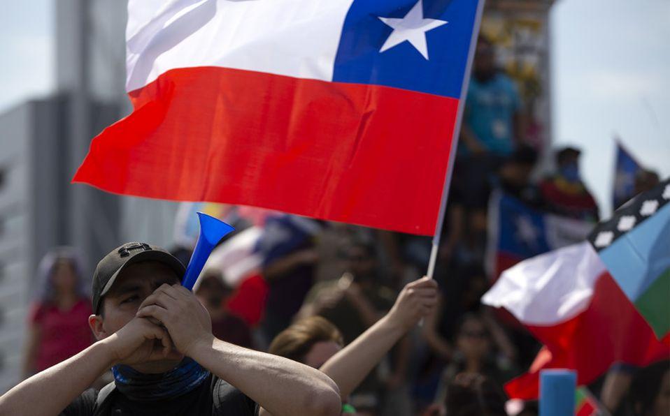Chile no se rinde, afirman manifestantes en quinta semana de protesta