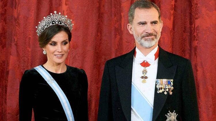 Llegarán hoy a Cuba los reyes de España en visita oficial