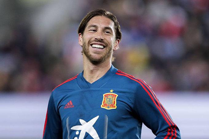 Español Sergio Ramos planea jugar Mundial de fútbol Qatar 2022