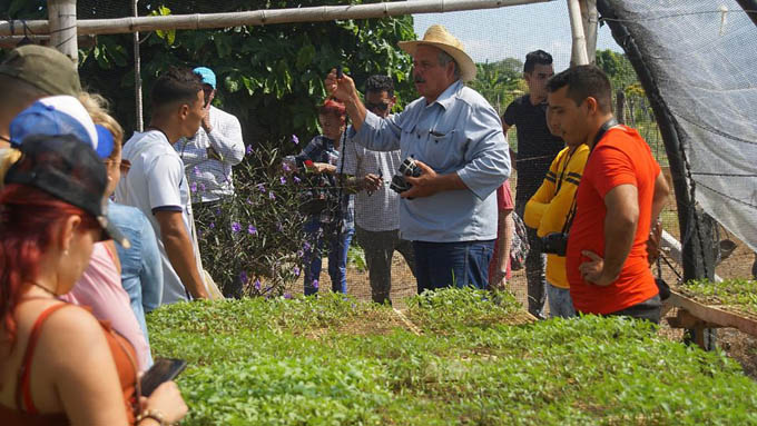 Desarrollan  Taller Nacional de Jóvenes Agroecólogos en Granma (+fotos y video)