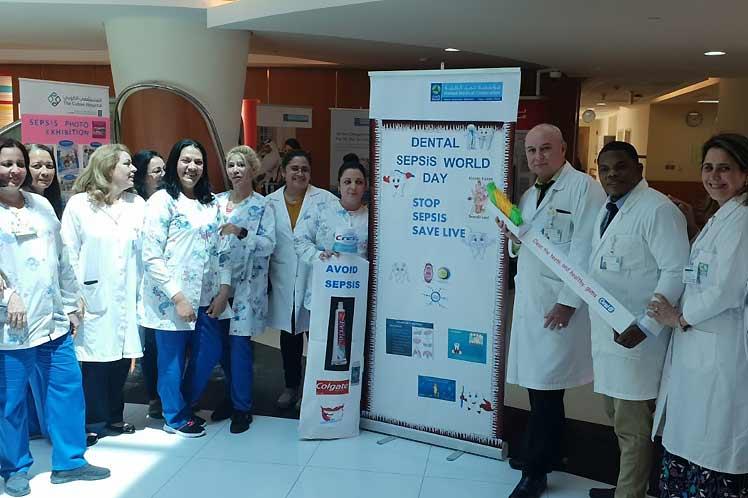 Misión médica de Cuba consolida presencia en Qatar