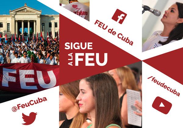 A sus 97, un compromiso de siempre para la FEU de Cuba