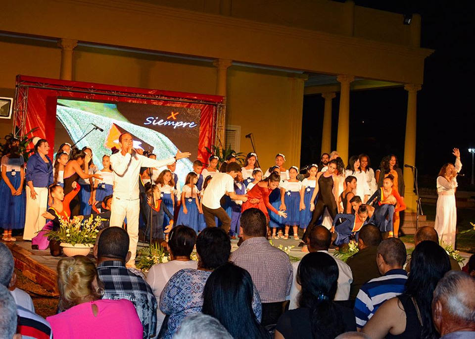 Homenaje cultural a Fidel desde la Cuna de la Nacionalidad (+ fotos)