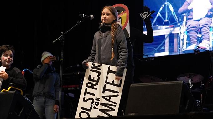 Activista Greta Thunberg en la COP25 (+videos)