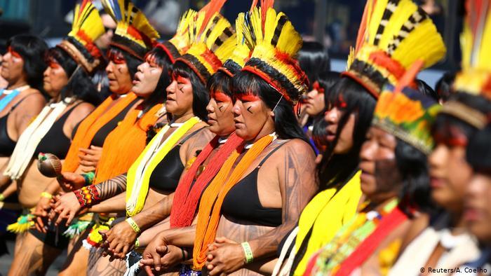 Mujeres indígenas de Brasil llaman a unirse a Acción Global por Clima