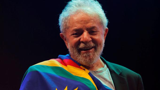 Lula desde Brasil insta a la construcción de un mundo justo
