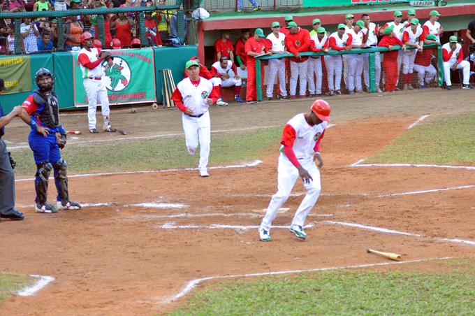 Las Tunas, campeón de Cuba, eleva su estatus en torneo de béisbol
