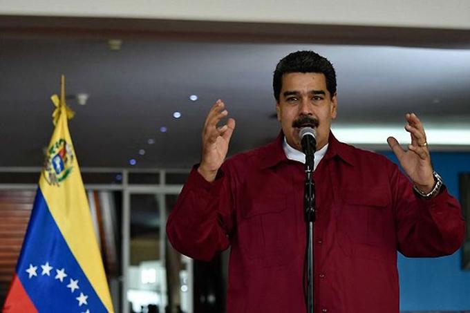 Venezuela saldrá adelante en 2020 pese al bloqueo, asegura Maduro