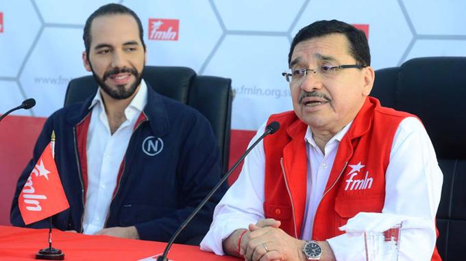 FMLN rechaza política de despidos de gobierno de El Salvador