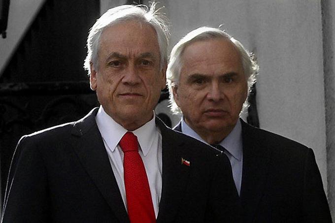 Semana clave para el presidente de Chile y su ex ministro de Interior