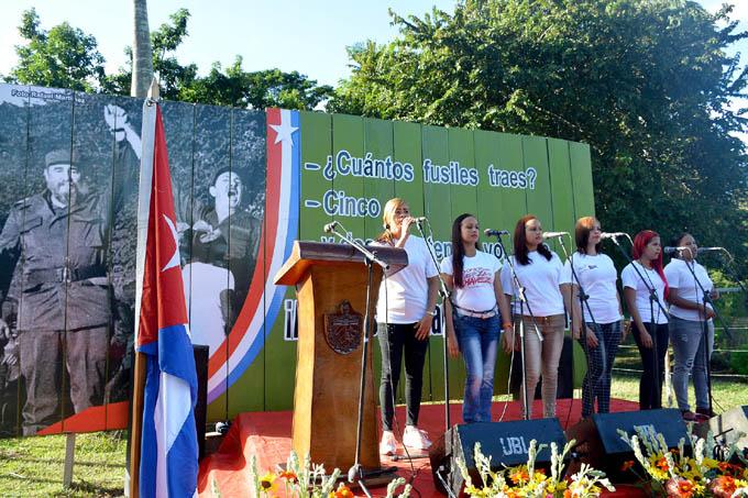 Recuerdan reencuentro de Fidel y Raúl en Cinco Palmas, Media Luna