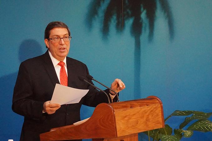 Canciller cubano: prohibición de viajes a Cuba viola los derechos humanos