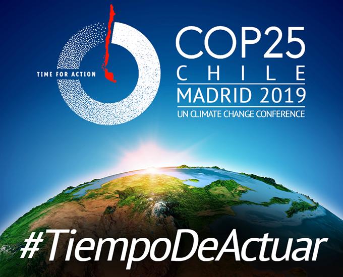 La 25 Convención del clima y sus grandes desafíos