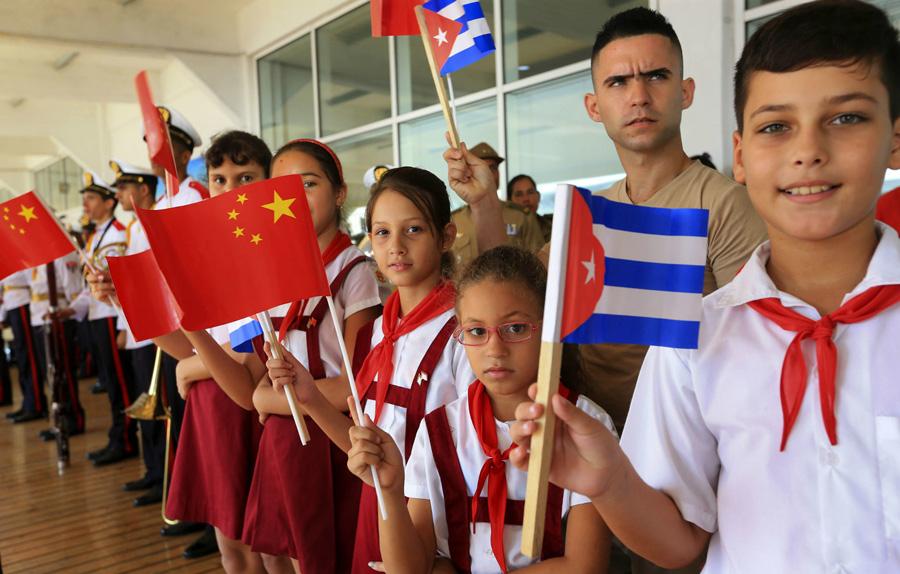 Cuba y China por fortalecer cooperación en materia judicial