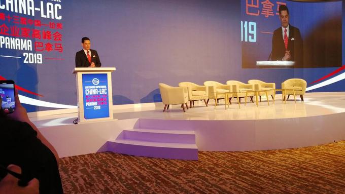Inicia en Panamá Cumbre China-Latinoamérica y el Caribe
