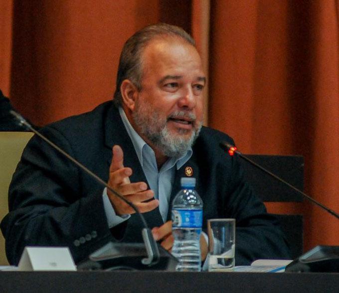 Designan como Primer Ministro de Cuba a Manuel Marrero Cruz, actual ministro de Turismo
