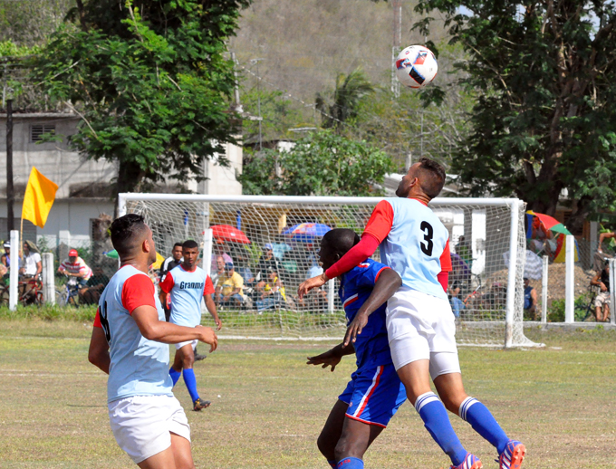 Incansables inician en Morón torneo Clausura de Liga cubana de fútbol