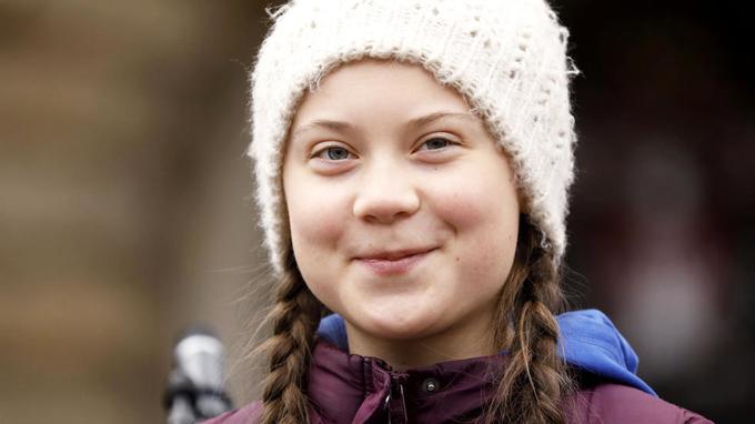 Greta Thunberg: Persona del Año