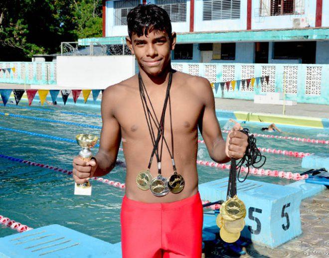 Conquista Arlenis Sierra distinción de mejor atleta granmense del año