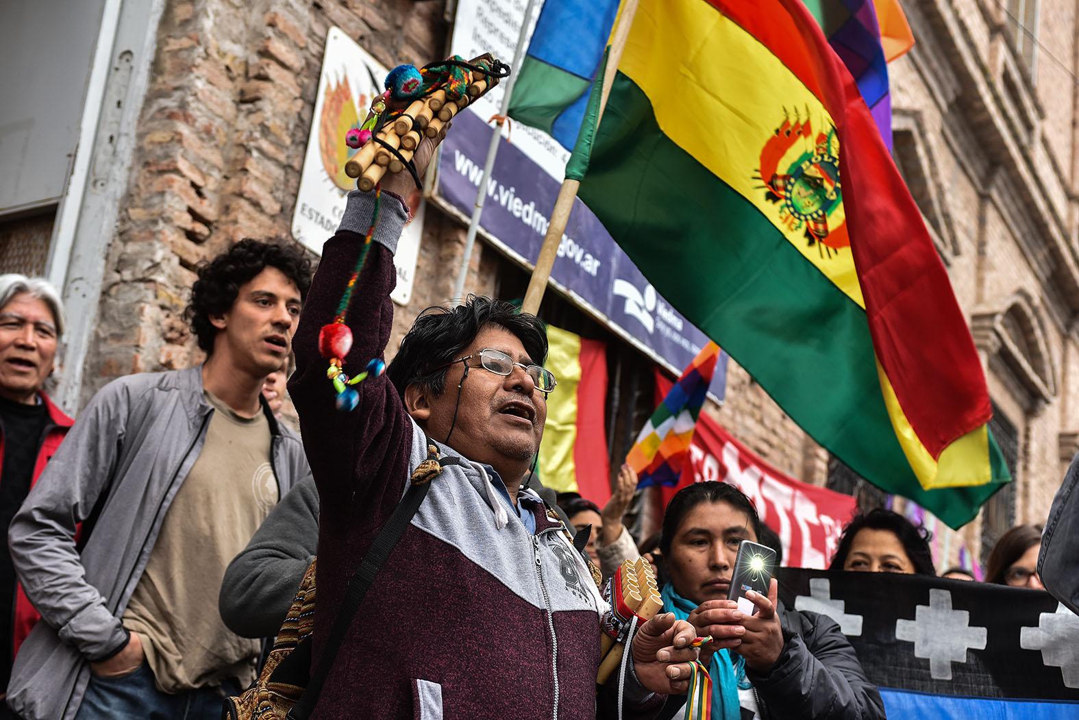 Encuentro ampliado nacional del MAS con vista a comicios en Bolivia