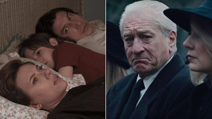 Divorcio y mafia, suenan los Oscar del cine