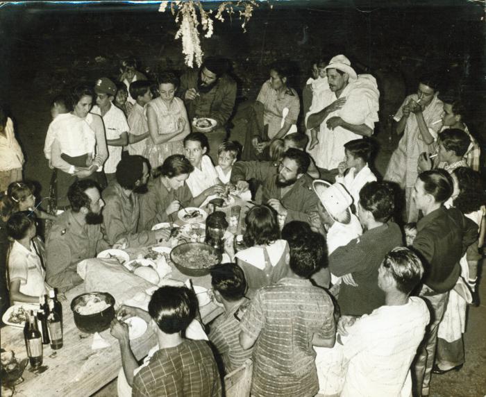 La Nochebuena de Fidel Castro en la Ciénaga de Zapata