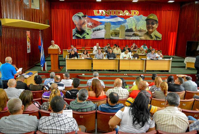Sesionará Pleno del Comité provincial del Partido en Granma