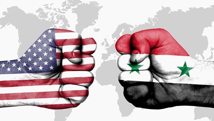 Siria demandará a Washington por robar su petróleo