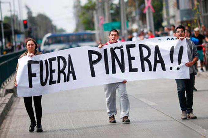 Critican fallo en contra de acusación a presidente de Chile