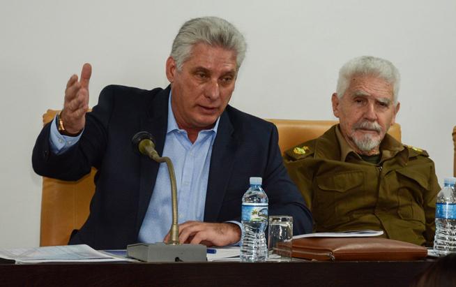 Programa de la vivienda en Cuba avanza positivamente, afirma Presidente cubano