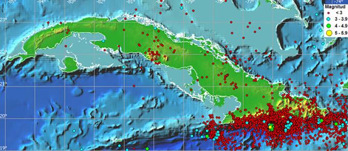 Vigilancia y experiencia, lecciones sobre la situación sísmica en Puerto Rico