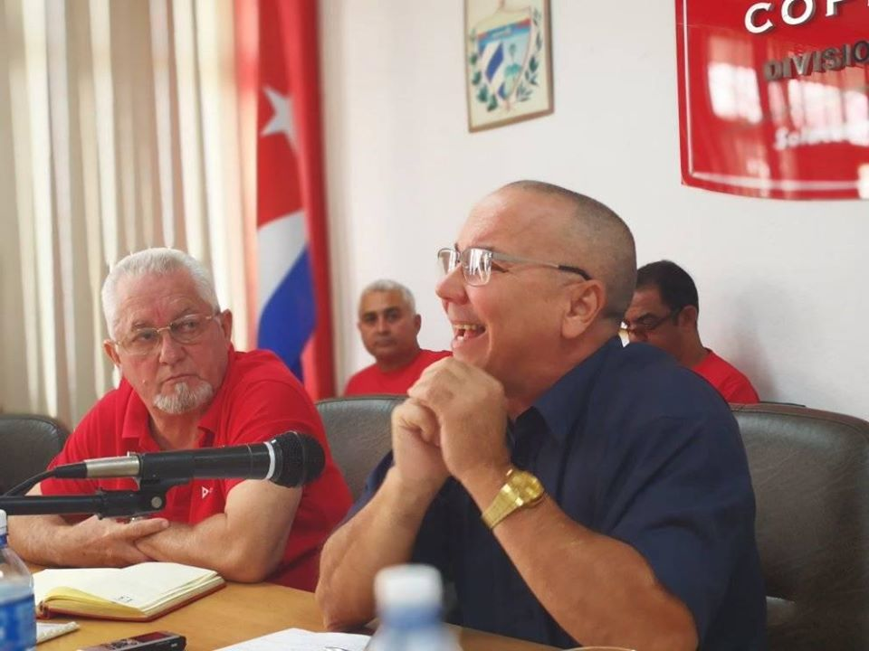 Evalúan principales resultados de la División Territorial de Copextel en Granma