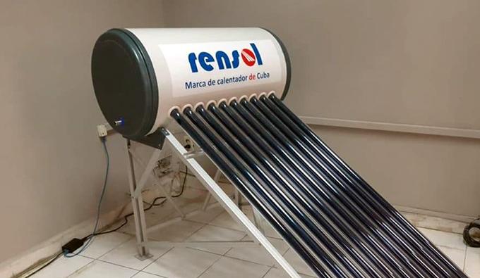 Comercializarán a partir del próximo lunes calentadores solares en Bayamo (+ video)