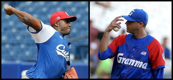 Hoy, Blanco contra Baños, en inicio de play off beisbolero cubano