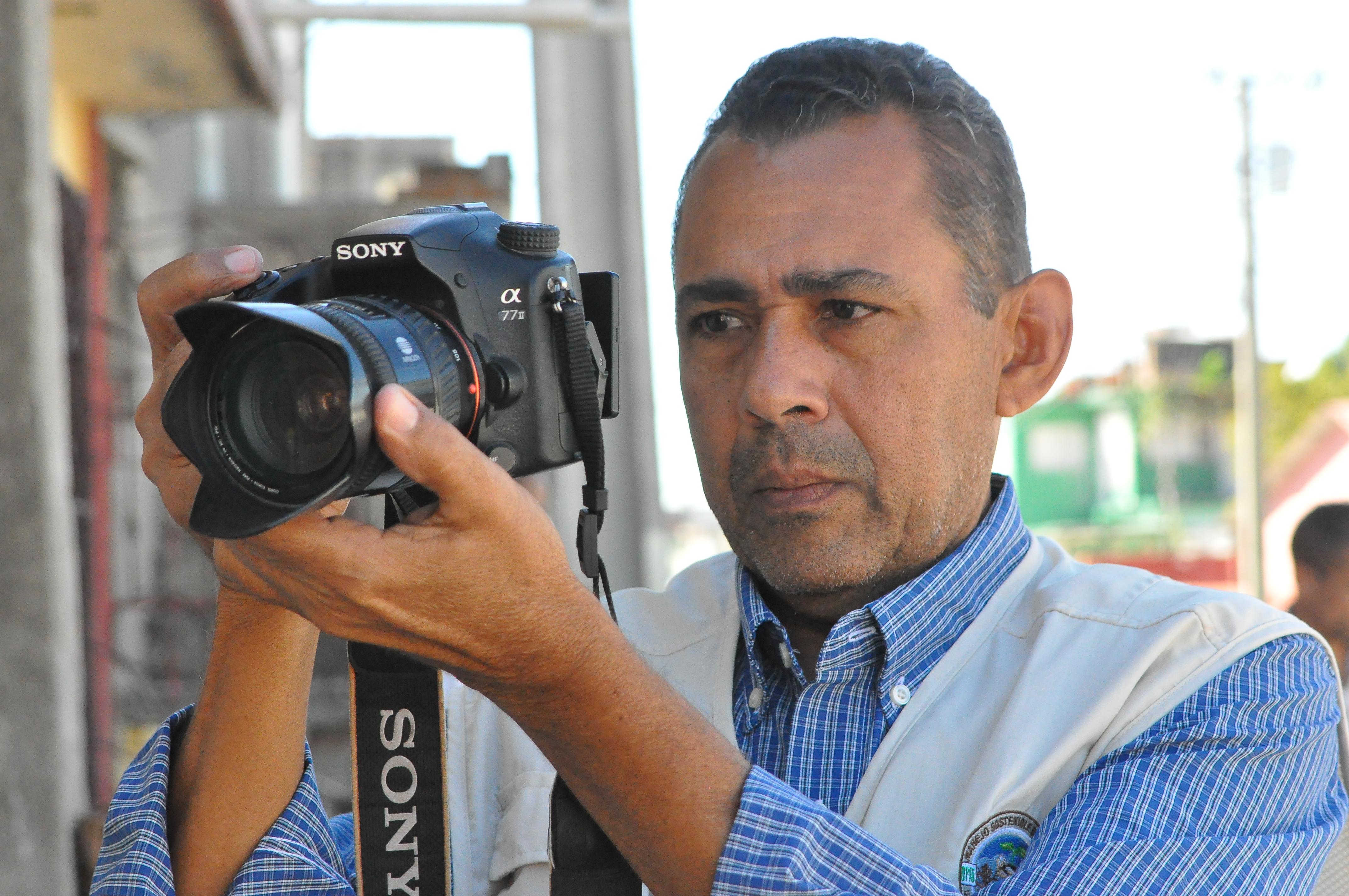 Daniel Casanova Sánchez: La vida, más allá de una cámara Sony