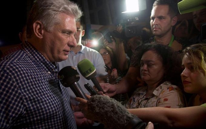 Cuba resiste y adopta medidas emancipadoras, afirma Díaz-Canel