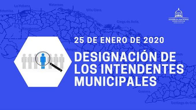 Completa Cuba reforma con designación de intendentes en municipios