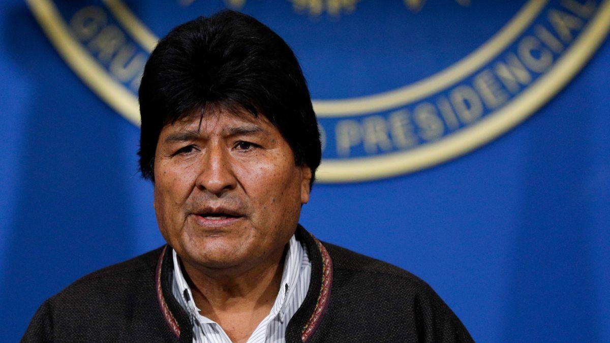 Otra Bolivia es posible, asegura Evo Morales