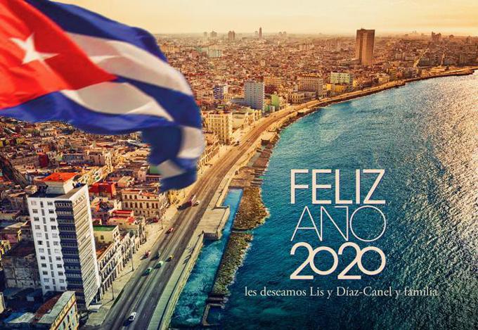 Díaz-Canel al pueblo cubano: ¡Muchas Felicidades!