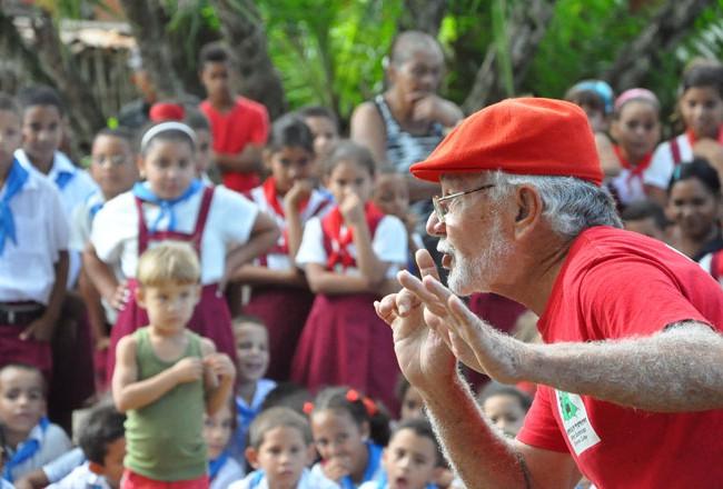 Celebran Jornada por el Día del teatro cubano