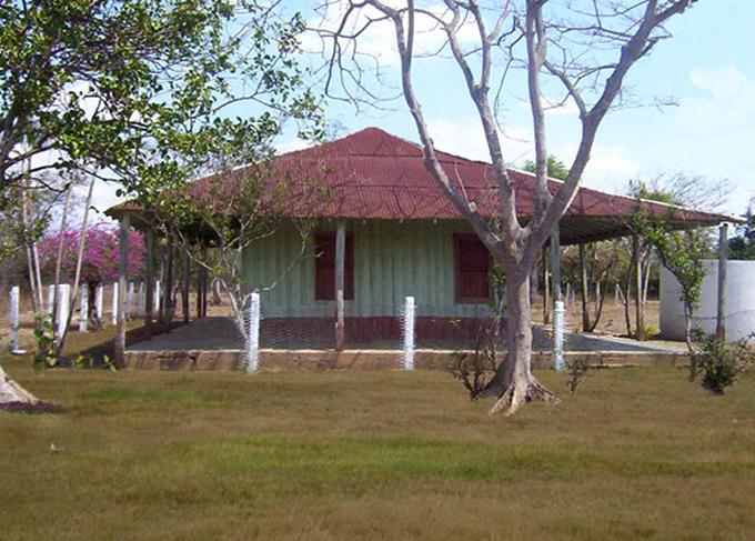 Martí y su estancia en La Jatía, Jiguaní.
