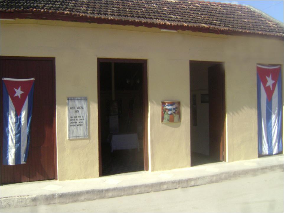 Museo municipal Guisa 37 años haciendo historia desde el patrimonio