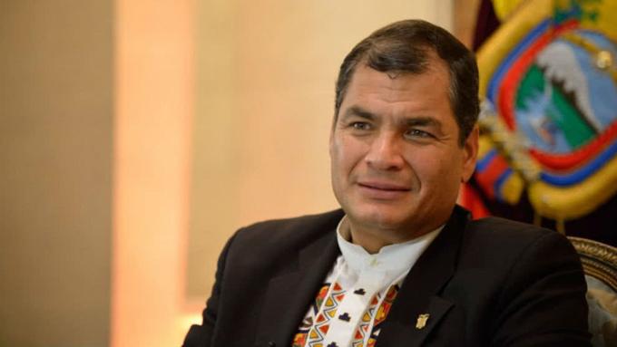 Rafael Correa tilda caso sobornos de gran farsa (+ video)