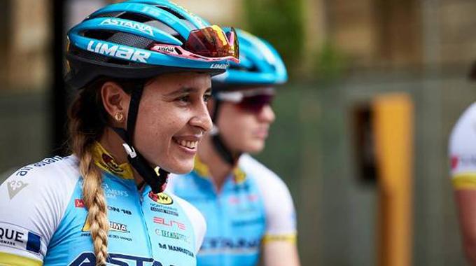 Competirá Arlenis Sierra en dos lides ciclísticas esta semana en Australia