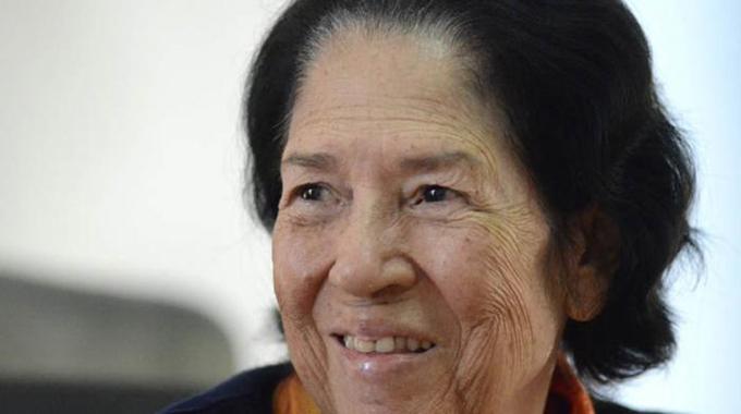 Falleció la compañera Asela de los Santos Tamayo