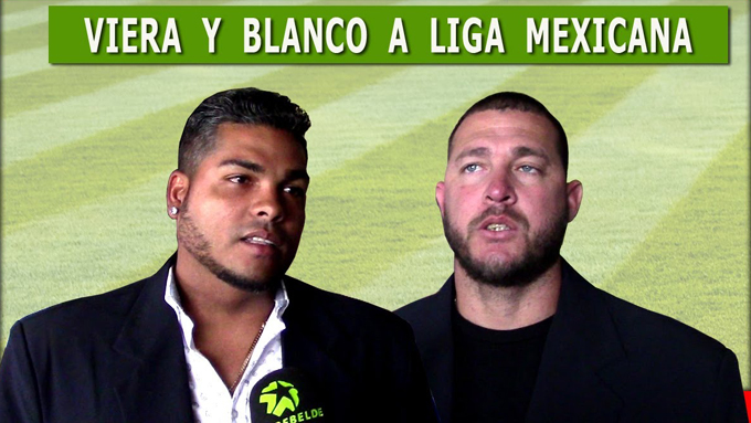 Firman dos peloteros cubanos con el Club Saraperos de Saltillo