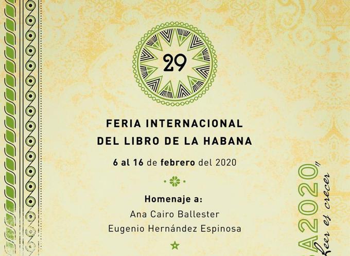 Textos de editoriales Orto y Bayamo a FIL Cuba 2020