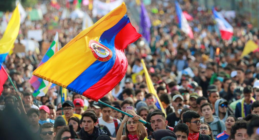Preparan nuevas protestas en Colombia para el 21 de enero