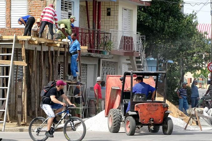 Edifica más de 100 viviendas empresa del Ministerio de la Construcción
